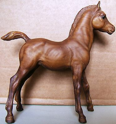 Breyer Pony Horse Plastic Figure Vintage Breyer Animal Creation No Box