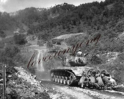 Korean War Korea 8X10 GLOSSY PHOTO PICTURE IMAGE K18