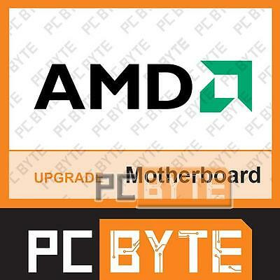 PCByte Computer System Upgrade AMD A58  to AMD A88X CF Killer LAN Motherboard