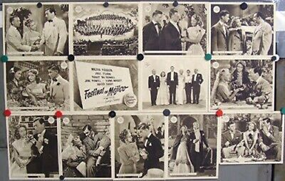 bf45 HOLIDAY IN MEXICO JANE POWELL orig Lobby Set Spain