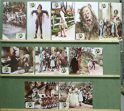 TR56 THE WIZARD OF OZ JUDY GARLAND Lobby Set Spain
