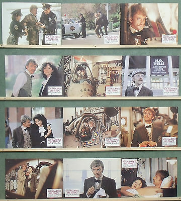 PT03 TIME AFTER TIME MALCOM MACDOWELL MARY STEENBURGEN Lobby Set Spain