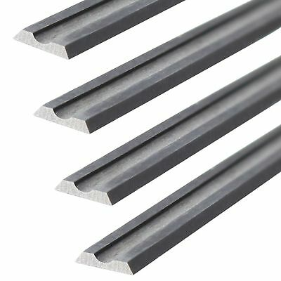 4 x 82mm CARBIDE PLANER BLADES to fit Hitachi P20V and P20SA hand planers