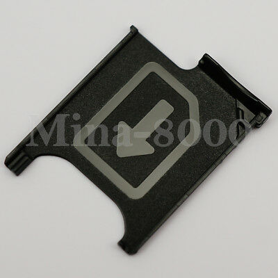 Micro SIM Card Holder Slot Tray For Sony Xperia Z2 L50W D6502 D6503