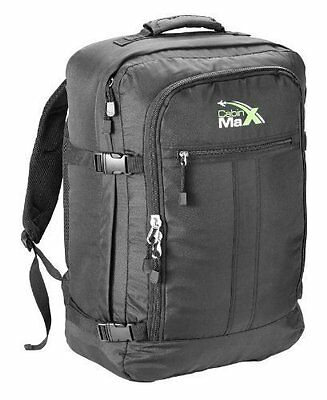 Cabin Max Metz Backpack Carry On Bag Travel Hand Luggage Lightweight