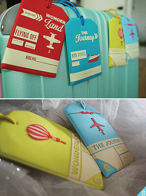 The Journey to the Wonder Land-Travel Name Tag ver.4_Luggage name tag_DSKC