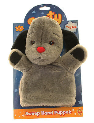 The Sooty Show Official Sweep Hand Puppet NEW UK