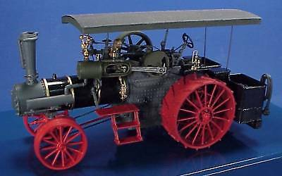O/On3/On30 1/48 SCALE WISEMAN MODEL SERVICES J.I. CASE STEAM TRACTION ENGINE KIT
