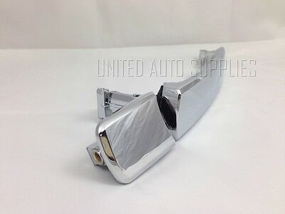 CHROME Rear RH Right Passenger Outside Door Handle for Various Nissan & Infinity