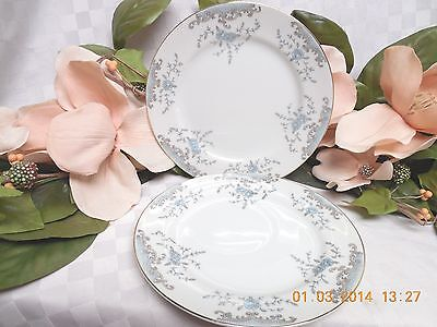 Imperial China Dinnerware Seville Pattern # 5303 set 2 bread plate