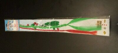 Holiday Jinglers Fashion Hair extensions green red jingle bells stocking stuffer