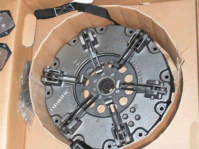 LUK CLUTCH KIT FOR CASE IH TRACTOR (without bearings)