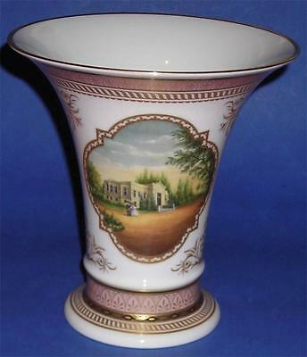 """Kaiser """"Belevedere"""" Flared Cylindrical Vase (19.00cm tall), Excellent Condition"""