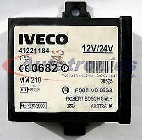 Iveco Daily 01 07 Immobiliser Transponder Repair Service