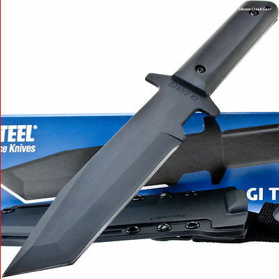 Cold Steel GI Tanto Carbon Steel Survival Knife Kydex