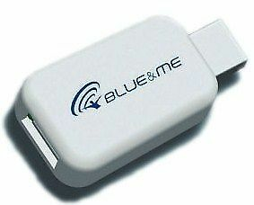 Fiat Genuine Blue Me Blue and Me Official USB Adaptor Apple iPhone/iPod 71805430