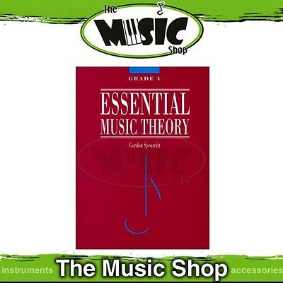 New Essential Music Theory Grade 4 Book by Dr Gordon Spearritt