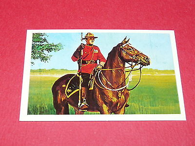 N°366 Police Montee Conquete De L'ouest Williams 1972 Panini Far West Western