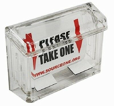 Source One LLC Premium Magnetic Outdoor Business Card Holder Auto  FREE SHIPPING