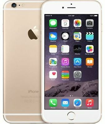 "APPLE iPHONE 6 16GB ""GOLD"" UNLOCKED BRAND NEW SEALED ""AUSLUCK"""