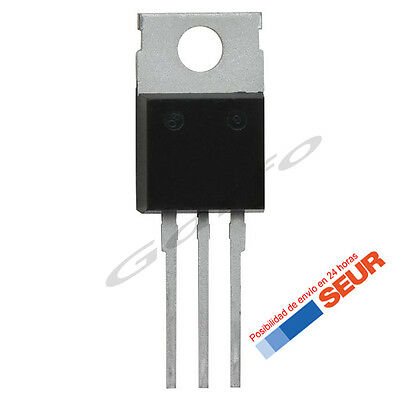 1 Transistor IRFZ44N Mosfet 49A 55V TO-220