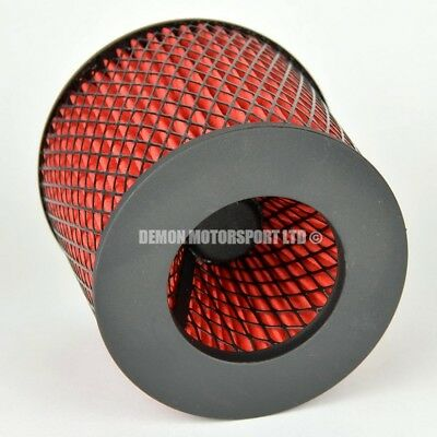 """Performance Air Filter Red For Induction Kit 3.5"""" Inch or Select Size (51828)"""