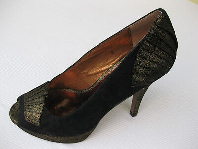 Poetic Licence Womens Shoes NEW $120 Egyptian Princess Black 10 M
