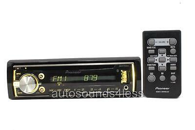 Pioneer DEH-X6700BT CD/MP3/WMA Player Bluetooth Pandora Support iPhone & Android