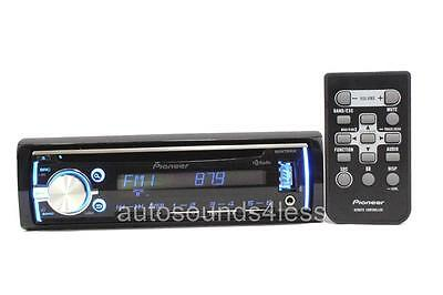 Pioneer DEH-X5700HD CD/MP3/WMA Player HD Radio Pandora Support Front USB AUX