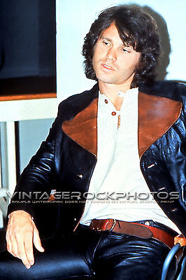 Jim Morrison, The Doors 12x18 inch Poster Size Photo '60s Candid Backstage    7