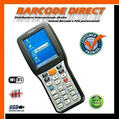 Palmare Industriale Terminale  Portatile Wireless Rugged Barcode Codici A Barre