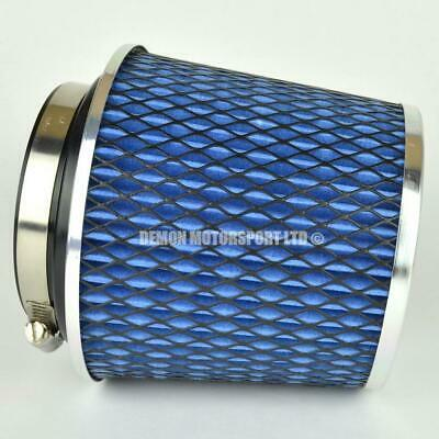 "Performance Air Filter Blue For Induction Kit 4"" Inch or Select Size (51819)"