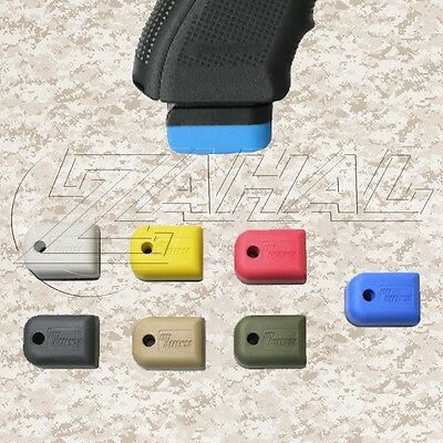 IMI Defense Rubberized Color Floorplate / Floor Plate for Glock Magazines - PFP2