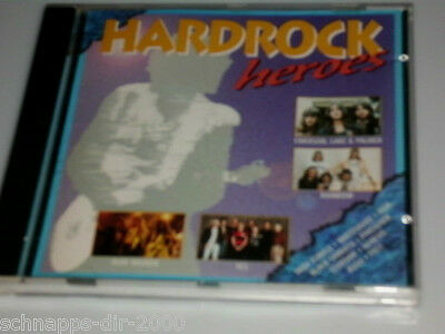 Hardrock Heroes Cd Mit Iron Maiden Deep Purple Asia Black Sabbath Rainbow ...