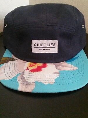 The Quiet Life Aloha 5 panel deadstock extremely rare supreme huf  bape