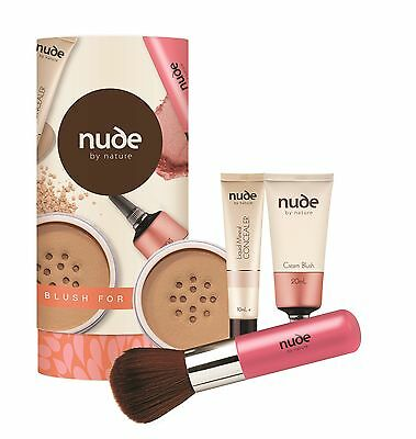 Nude By Nature Blush For Cover Gift Pack