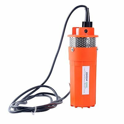 24V Submersible Deep DC Solar Well Water Pump, Solar, battery, alternate energy