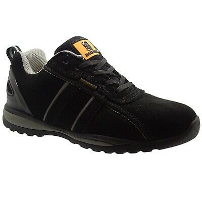 New Mens Safety Trainers Shoes Ladies Boots Work Steel Toe Cap Hiker Ankle Sizes
