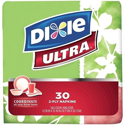 Dixie Ultra Napkins - 30 ct (Pack of 6)