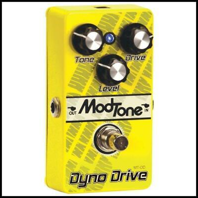Modtone MT-OD Dyno Drive Overdrive Pedal  Guitar Effects Pedal