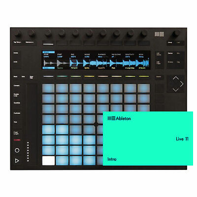 Ableton Push 2 & Live 10 Intro Software