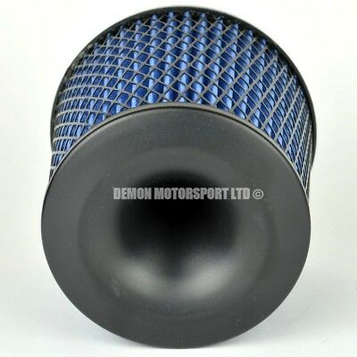 """CLEARANCE Air Filter Blue For Induction Kit 3.5"""" Inch or Select Size (35927)"""