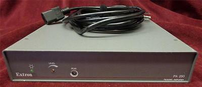 Extron PA 250 Peaking Amplifier & Sync Stripper