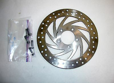 Aprilia Scarabeo front brake rotor disc disk 2003 150cc Approx 90% wear left