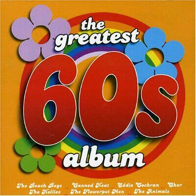 Greatest 60's Album (2 X CD ' Various Artists)
