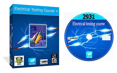 Electrical Inspection 2391 Training And Testing Study Course On CD For PC or MAC