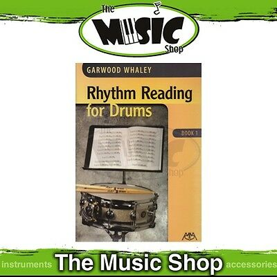 New Rhythm Reading for Drums Book 1 - Drumming Tuition Book
