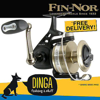 Fin-Nor Offshore OF8500 Heavy Duty Spinning Reel