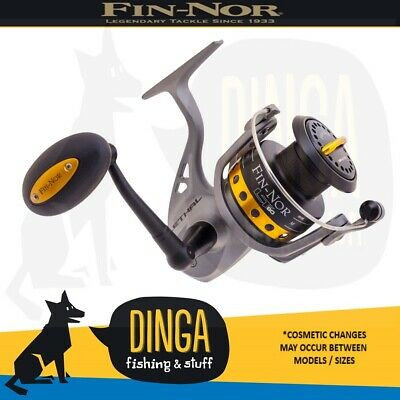 Fin-Nor Lethal LT80 Heavy Duty Fishing Reel Superb Value!