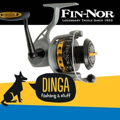 Fin-Nor Lethal LT60 Heavy Duty Fishing Reel Superb Value!